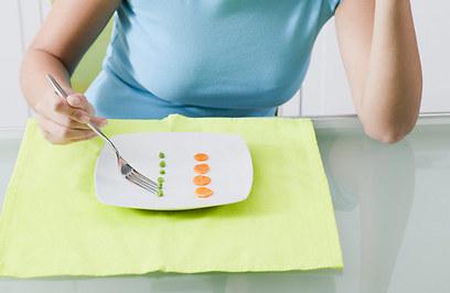 תזונה צמחונית המתוכננת כהלכה נחשבת בריאה (צילום: shutterstock) (צילום: shutterstock)