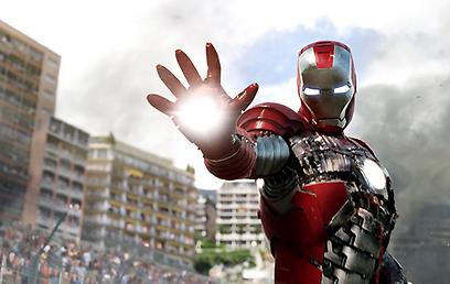 איירון-מן. האיש בחליפה