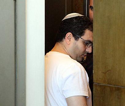 רמי סבן. 18 שנות מאסר בפועל (צילום: מוטי קמחי) (צילום: מוטי קמחי)