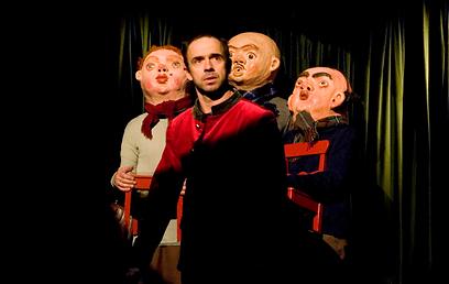 התאטרון של האחים פורמן בפסטיבל ימי פראג ()