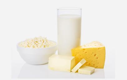 מוצרי חלב משבשים את תהליך העיכול והנשימה (צילום: shutterstock ) (צילום: shutterstock )
