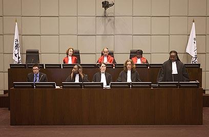 בית הדין המיוחד לפשעי מלחמה בסיירה לאון (צילום: EPA) (צילום: EPA)
