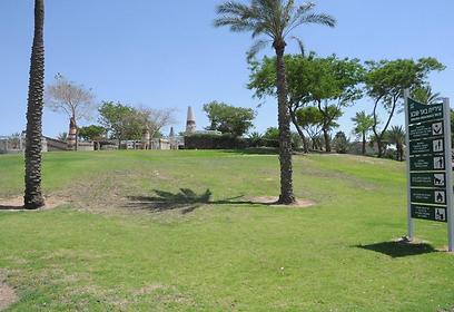מוסדות ציבור רבים וגם פארקים ירוקים (צילום: הרצל יוסף) (צילום: הרצל יוסף)
