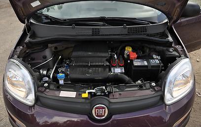 מנוע הפנדה גמיש, חסכוני ושקט (צילום: רועי צוקרמן) (צילום: רועי צוקרמן)