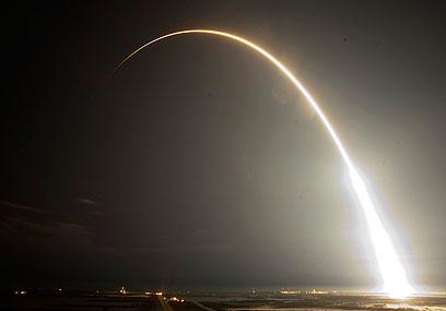 עלות הטסה של אדם לחלל - 60 מיליון דולר (צילום: AFP) (צילום: AFP)