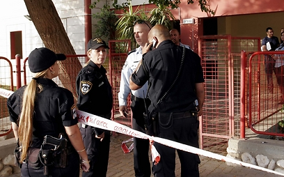 """""""הם היו זוג שקט"""". שוטרים מחוץ לזירה (אליעד לוי) (אליעד לוי)"""