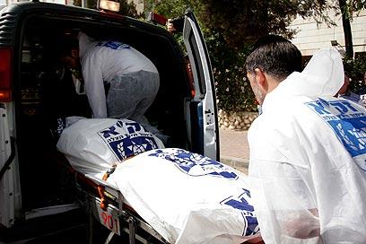 """""""הבעל טען שהוא ואשתו ניסו להתאבד"""" (צילום: אליעד לוי) (צילום: אליעד לוי)"""