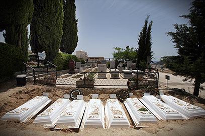 שמונה בני משפחה נהרגו בתאונה הטרגית (צילום: אבישג שאר ישוב) (צילום: אבישג שאר ישוב)
