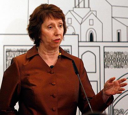 Talks may resume soon. Ashton (Photo: Reuters)
