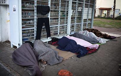 """""""המדינה מחויבת להגן על מבקשי מקלט"""". גינת לוינסקי (צילום: AFP) (צילום: AFP)"""