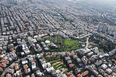 הגבעה הגבוהה ביותר בגוש דן (צילום: עיריית גבעתיים) (צילום: עיריית גבעתיים)
