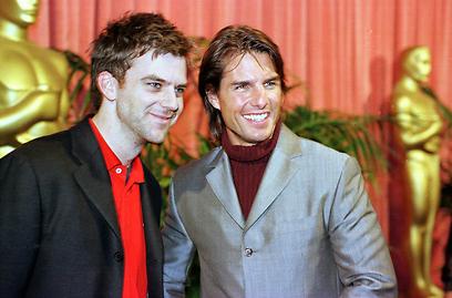 טום קרוז ופול תומאס אנדרסון. נשארו ידידים (צילום: MCT) (צילום: MCT)