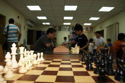שחמט - מנוף לפיתוח כישורים חברתיים (צילום: רועי עידן) (צילום: רועי עידן)