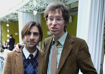 ווס אנדרסון וג'ייסון שוורצמן. חברות אמיצה (צילום: gettyimages) (צילום: gettyimages)