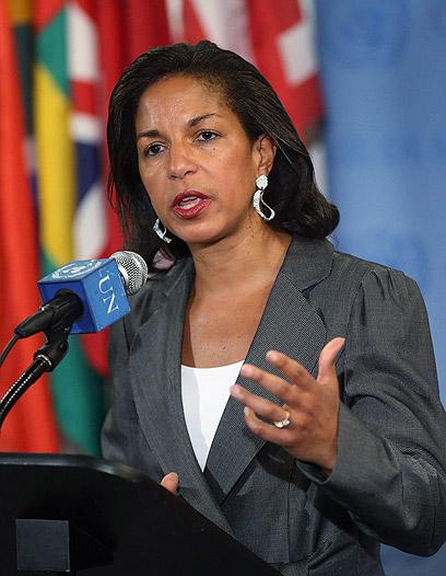 National Security Advisor Susan E. Rice (Photo: AFP)