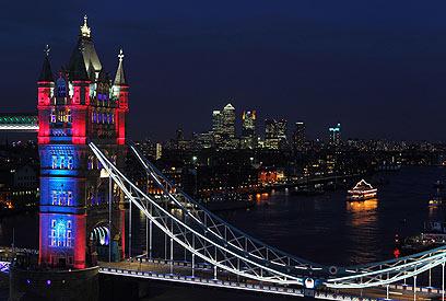 עושים שם כבוד לאוכל. לונדון (צילום: MCT) (צילום: MCT)