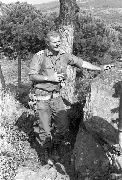 אלוף פיקוד צפון אמיר דרורי (צילום: מיקי צרפתי, במחנה) (צילום: מיקי צרפתי, במחנה)