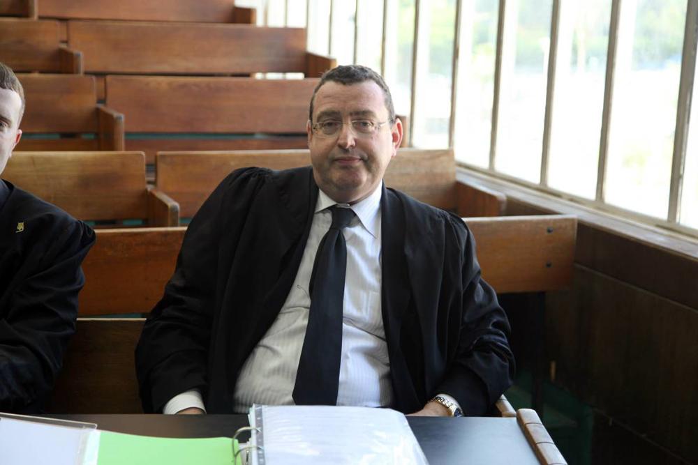 """עו""""ד איתן ארז, המנהל המיוחד לנכסי ענבל אור (צילום: מוטי קמחי) (צילום: מוטי קמחי)"""