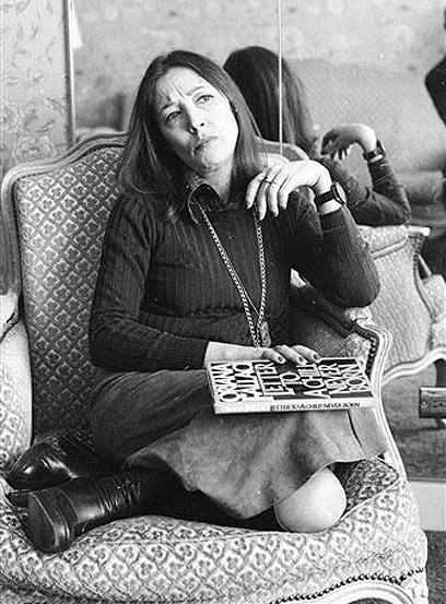 אוריאנה פלאצ'י. עיתונאית וסופרת יוצאת דופן (צילום: איי פי) (צילום: איי פי)