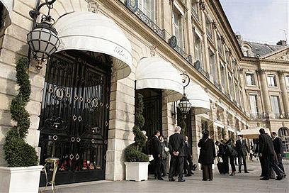 בקרוב יהיה ארמון. מלון ריץ שבפריז (צילום: AP) (צילום: AP)