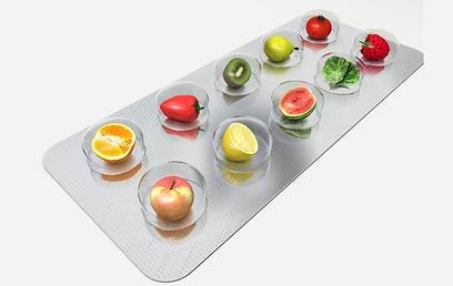 בתזונה צמחונית מאוזנת לא אמורים להיווצר חסרים תזונתיים (צילום: shutterstock) (צילום: shutterstock)