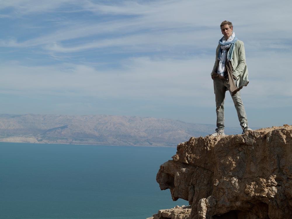 בפסגה. מתיסיהו (צילום: מארק סקווירס) (צילום: מארק סקווירס)