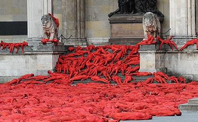 (צילום: AFP PHOTO / TOBIAS HASE) (צילום: AFP PHOTO / TOBIAS HASE)