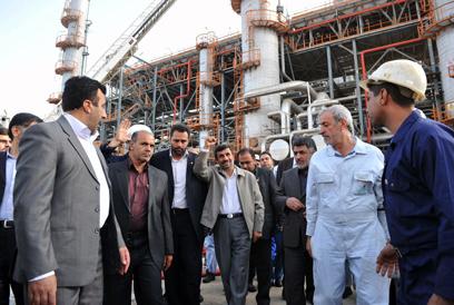 """אם הקצב יימשך, בתחילת 2013 תהפוך איראן למדינה """"סף גרעינית"""" (צילום: AFP) (צילום: AFP)"""