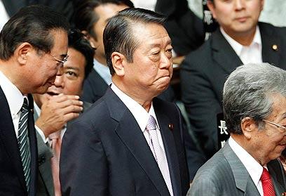 """""""גרם כאב ראש גדול למפלגתו"""". אוזווה (צילום: AP) (צילום: AP)"""