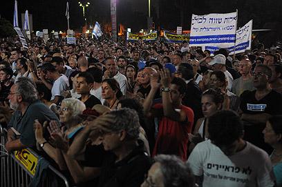 """""""לא פראיירים"""", הערב בתל אביב (צילום: ירון ברנר) (צילום: ירון ברנר)"""