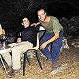 """תומר סולנה (משמאל) ויוחאי נבו. """"להפיק אירועי קולינריה מול נופים עוצרי נשימה"""" צילום: דניאל טנא"""