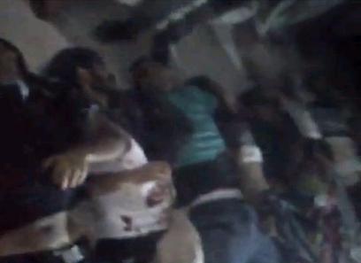 תמונה מהטבח הסורי האחרון ()