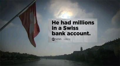 """""""לרומני יש מיליונים בחשבון בנק בשווייץ"""" ()"""