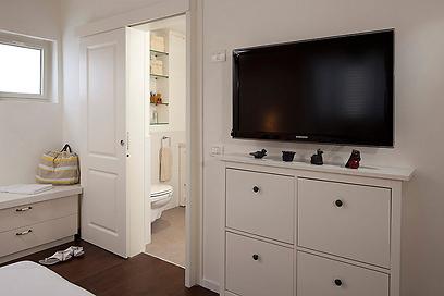 עיצוב נקי ולבן (צילום: שי אפשטיין) (צילום: שי אפשטיין)