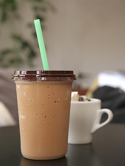 אייס קפה (צילום: shutterstock) (צילום: shutterstock)