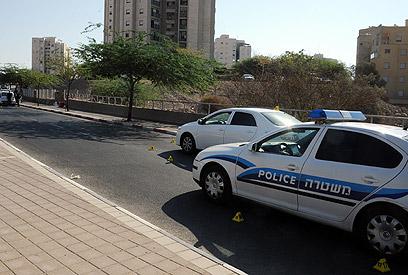 חשף זהותה של שוטרת סמויה. משטרת אילת (ארכיון) (צילום: יאיר שגיא) (צילום: יאיר שגיא)