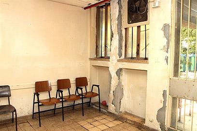 יצאתי מהחור השחור הזה. בית החולים אברבנאל  (צילום: עופר עמרם) (צילום: עופר עמרם)