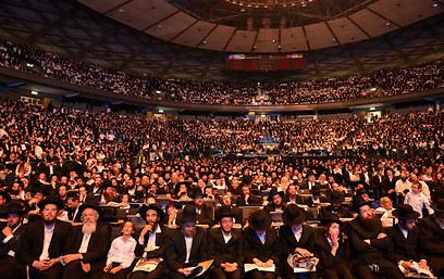 """עשרת אלפים משתתפים ב""""נוקיה""""  (צילום: ישראל ברדוגו) (צילום: ישראל ברדוגו)"""