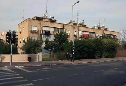 שכונת יד אליהו. אפשרות לתוספת של שתי קומות ויותר (צילום: שאול גולן)