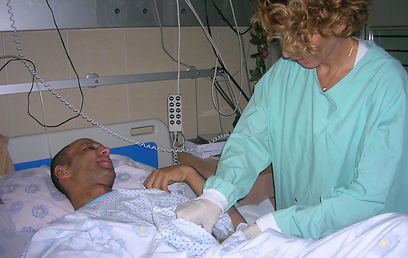לאחר הפציעה הקשה. שילם את מחיר ההזנחה   ()