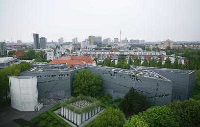 המוזיאון היהודי בברלין (צילום: AP) (צילום: AP)