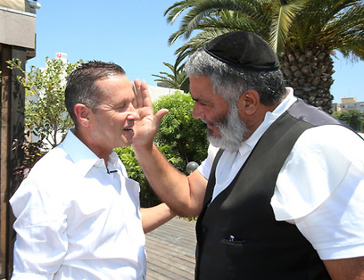 """""""ח""""י זה דבר טוב ביהדות"""". אבנר קופל (צילום: ראובן שוורץ) (צילום: ראובן שוורץ)"""