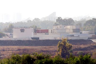 בסיס סירקין (צילום: גלעד קוולרציק) (צילום: גלעד קוולרציק)