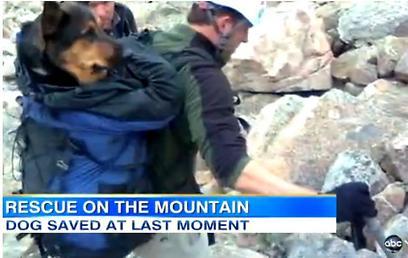 החילוץ מרכס ההרים בקולורדו ()