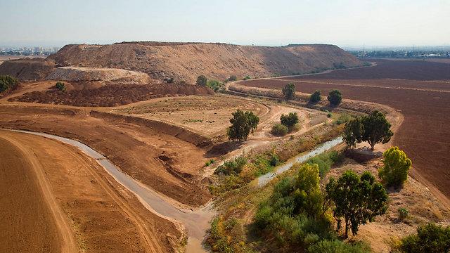 פארק המחזור חירייה (צילום: אלבטרוס, אמנון גוטמן) (צילום: אלבטרוס, אמנון גוטמן)