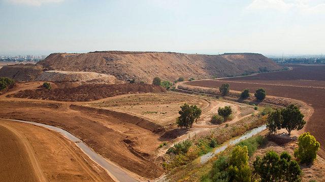 פארק אריאל שרון (צילום: אלבטרוס, אמנון גוטמן) (צילום: אלבטרוס, אמנון גוטמן)