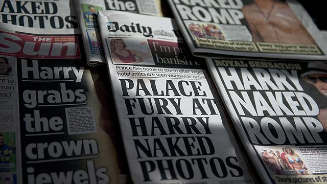 בעבר נחשב הארי לילד הרע של בית המלוכה הבריטי (צילום: AFP) (צילום: AFP)
