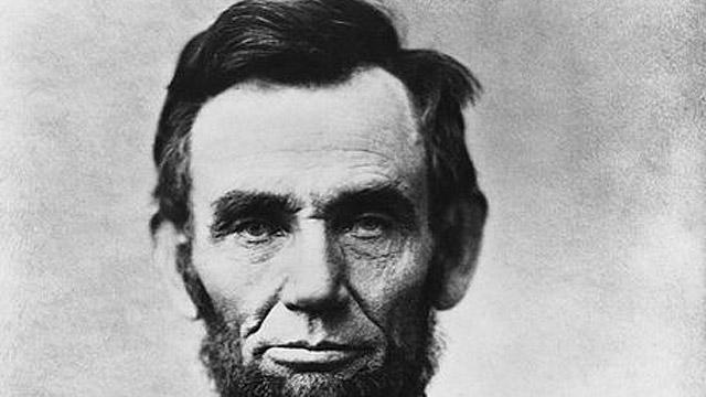 """הרפובליקני הראשון שנבחר לנשיאות ארה""""ב. אברהם לינקולן (צילום מסך) (צילום מסך)"""