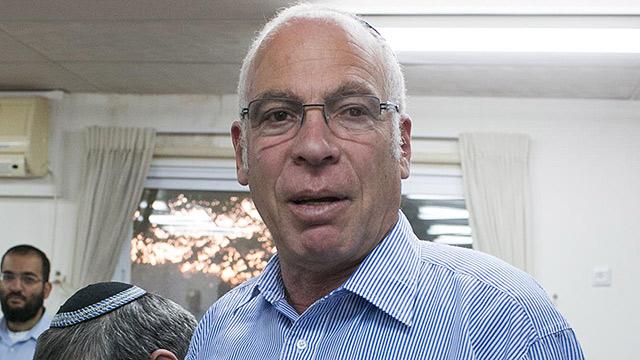 שר השיכון אורי אריאל (צילום: אוהד צויגנברג) (צילום: אוהד צויגנברג)