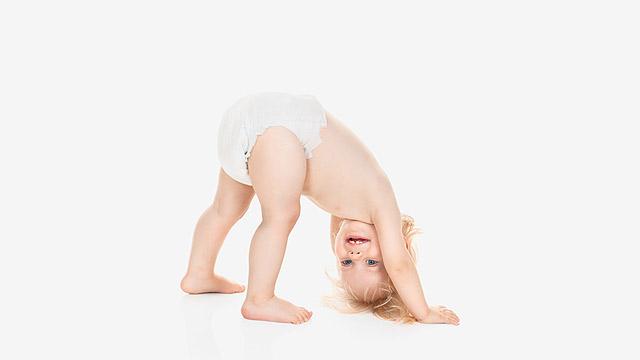 שינויים בערכי הצואה. תינוקות (צילום: shutterstock) (צילום: shutterstock)